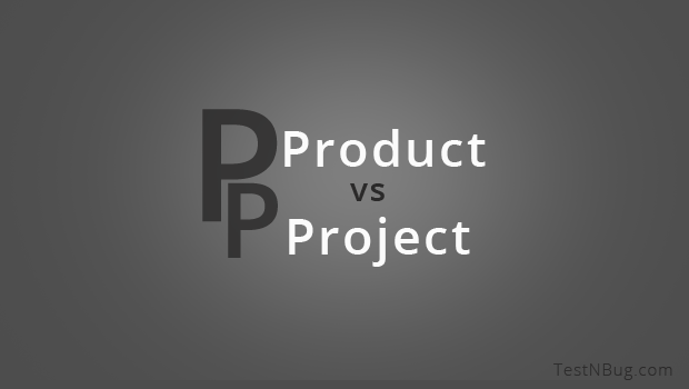 Product and project