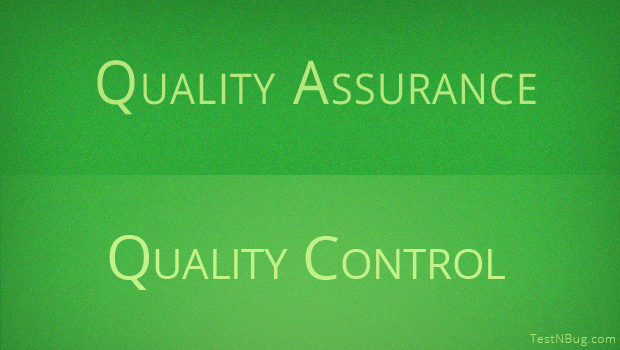 differences between quality assurance and quality control