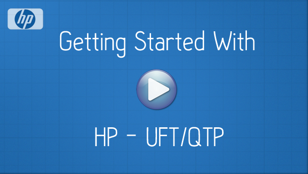 Getting started with UFT/QTP