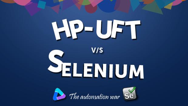 UFT vs Selenium
