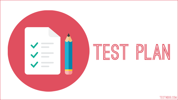 how to create a test plan for software testing
