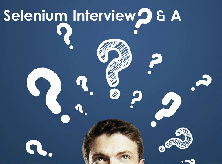Selenium Interview Q & A